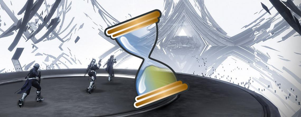 Destiny 2: Warum ihr noch diese Woche die Korridore der Zeit aufsuchen solltet