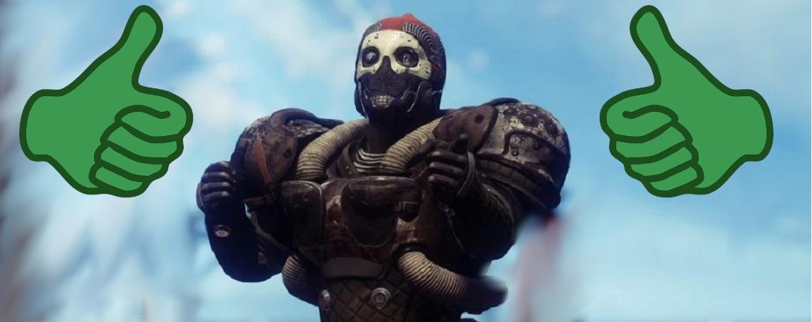 In Destiny 2 dominiert eine Klasse die Hüter-Spiele, mit der keiner gerechnet hat
