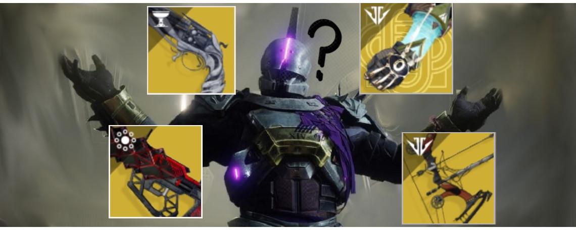 Destiny 2: Hättet ihr es gewusst? Diese 14 Exotics haben versteckte Fähigkeiten