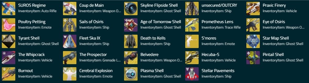 twitch prime loot destiny leak