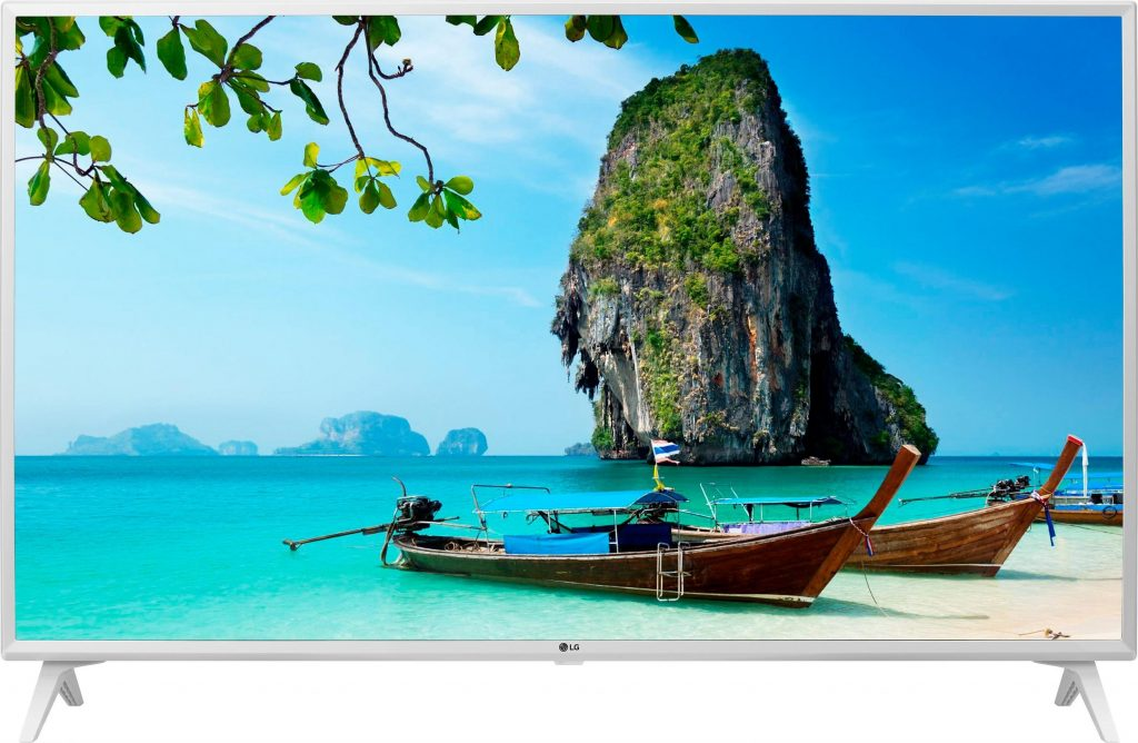 Der LG 43UM7390PLC 4K TV für nur 303 Euro.