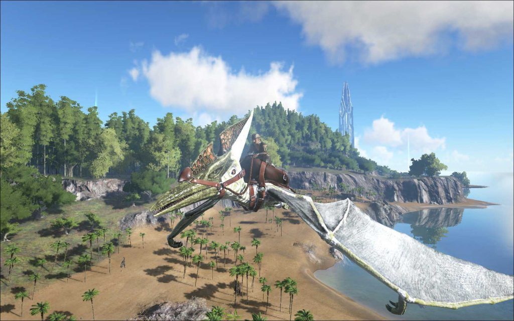 ARK-Flugdino-Pteranodon