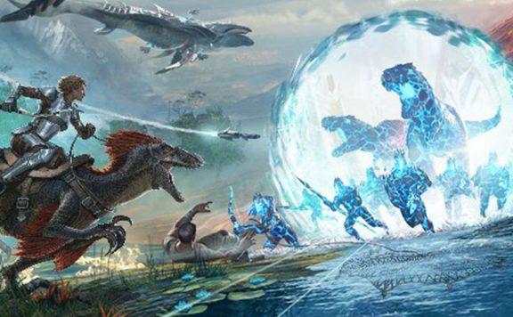 ARK Genesis: Alles über Map, Quests, Dinos und den Season Pass Inhalten