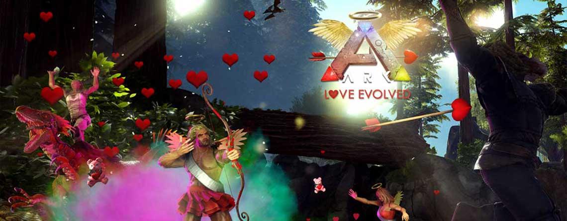 ARK: Love Evolved Event startet – Holt 15 Belohnungen, nutzt 3 Boni