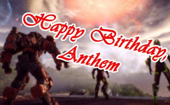 Anthem Geburtstag Titel