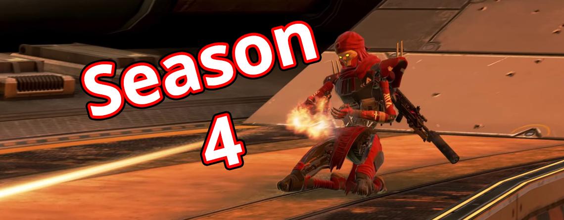 Apex Legends: Um welche Uhrzeit startet Season 4 und was steckt drin?