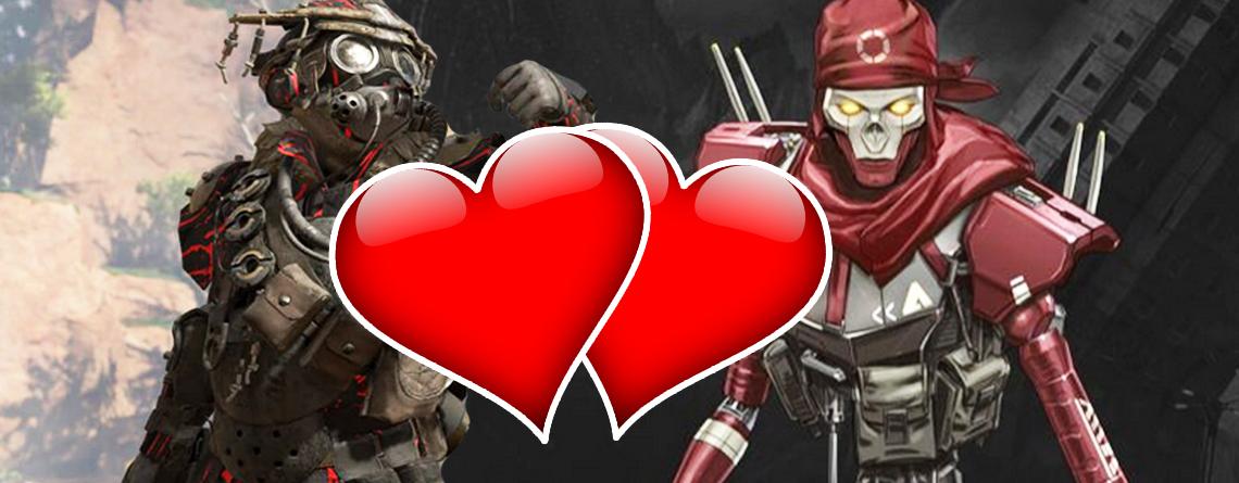 Apex Legends bringt beliebte Duos zum Valentinstag – Doch Singles fordern Solos