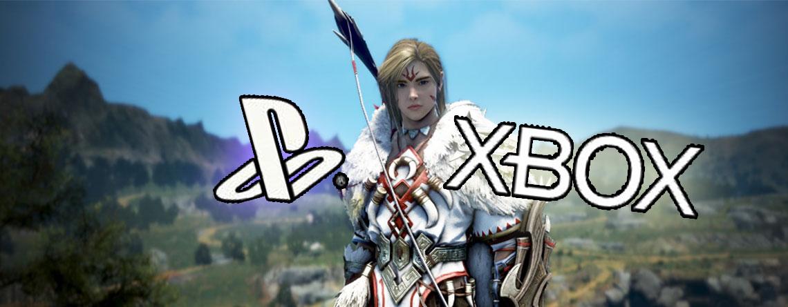 PS4 & Xbox One spielen Black Desert bald zusammen – Nur PC darf nicht