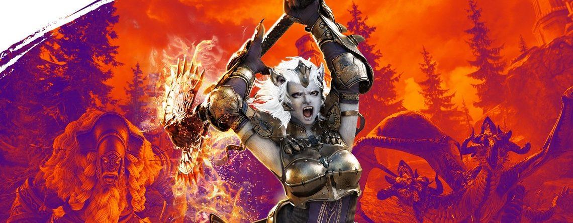 MMORPG Bless Unleashed hat Release im März, doch wer viel zahlt, darf eher ran