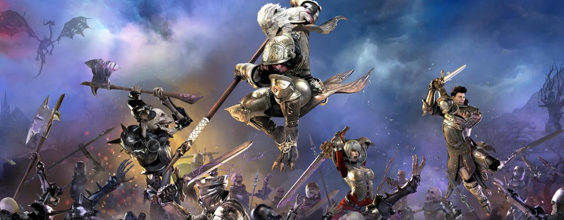Das erste große MMORPG 2020 ist gestartet: Könnte schnell wieder vergessen werden