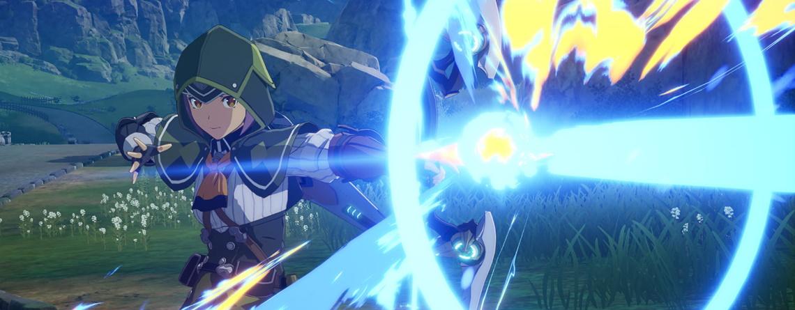 Im Beta-Trailer sieht das MMO Blue Protocol wie ein Anime aus, den ihr spielen könnt