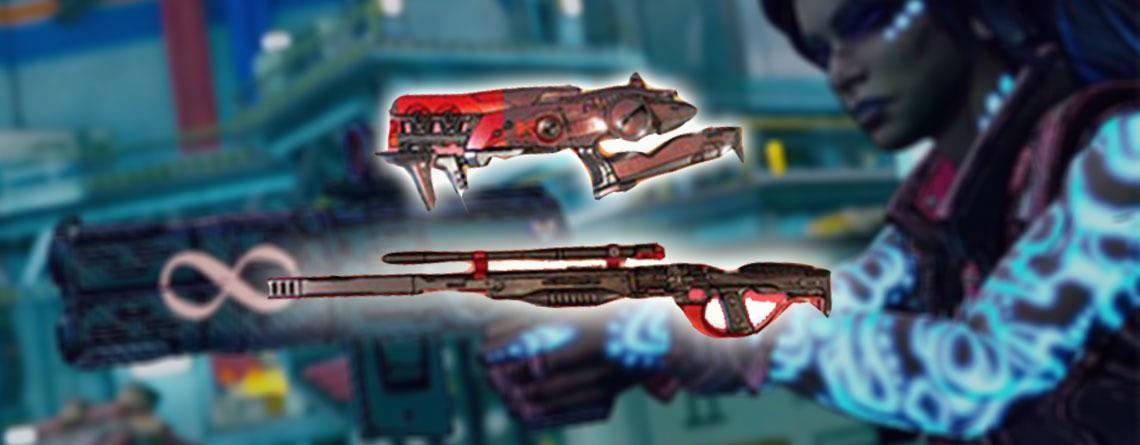 Borderlands 3: So bekommt ihr die neuen, starken Event-Waffen