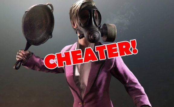 pubg cheater header