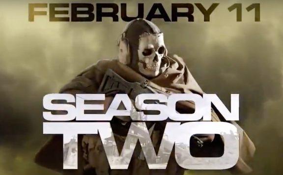 CoD Modern Warfare Season 2 Trailer Header