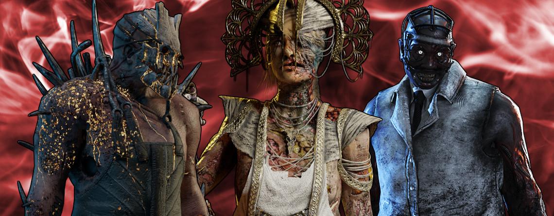 Dead by Daylight: Krasse Buffs für den Doctor, aber auch die Plague freut sich