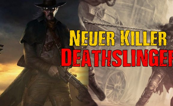 Dead by Daylight neuer Killer Deathslinger title 1140x445