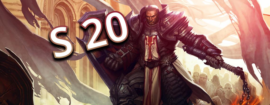 Diablo 3: Welche Klasse spielst du in Season 20? Frag das Schicksals-Rad