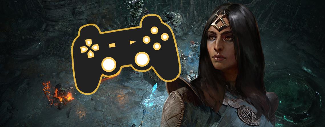 Diablo 4 zeigt mit moderner Steuerung: Blizzard ist im  Jahr 2020 angekommen
