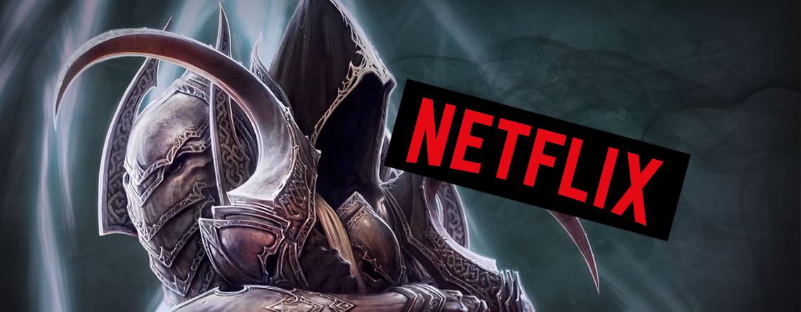 Neben Diablo 4 arbeitet Blizzard an einer Diablo-Serie für Netflix