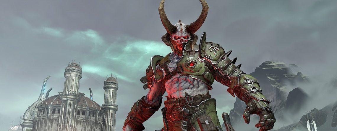 Doom Eternal zeigt Gameplay, verspricht Content-Nachschub wie MMO