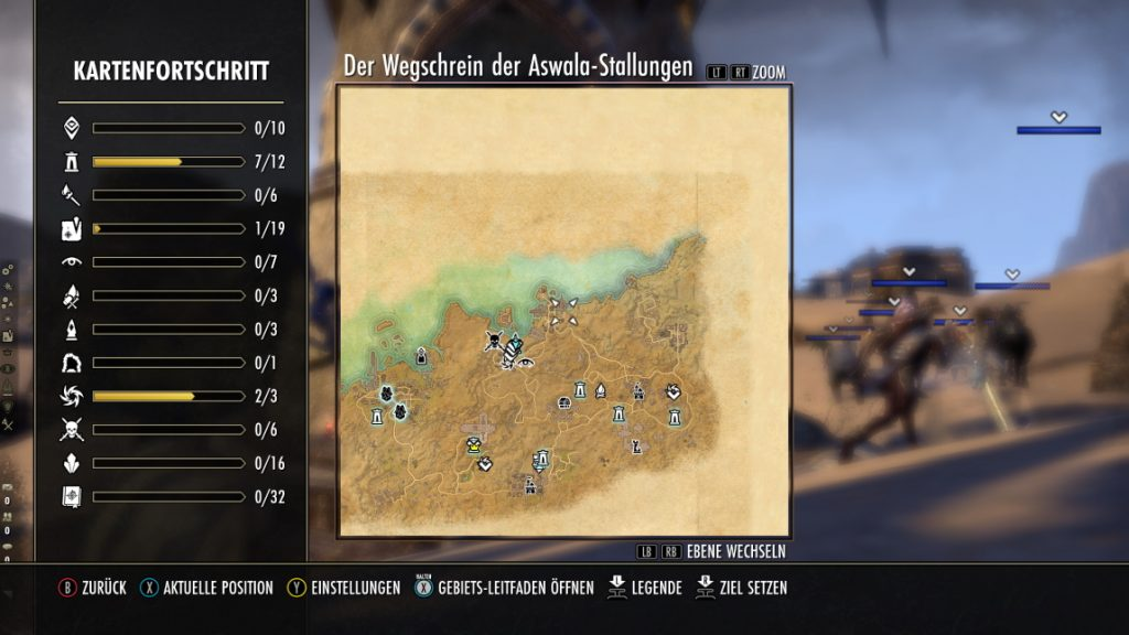 ESO Grinding Guide Dolmen farmen