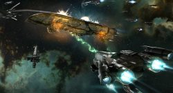 """EVE Online: """"Über 100 Spieler im Weltraum zu sehen, hat mich umgehauen"""""""