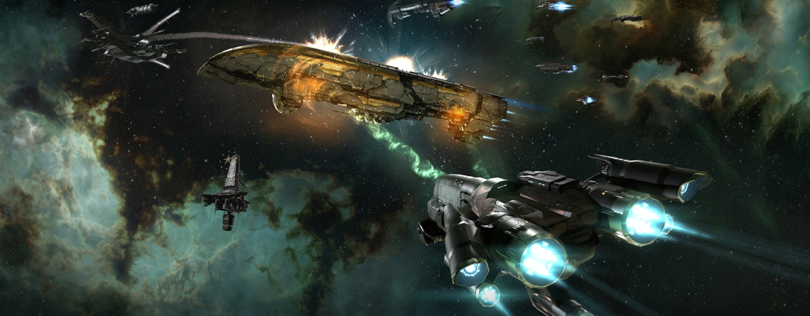 Fiese Spieler von EVE Online finden Wege, um aus heftigen DDOS-Attacken Profit zu schlagen