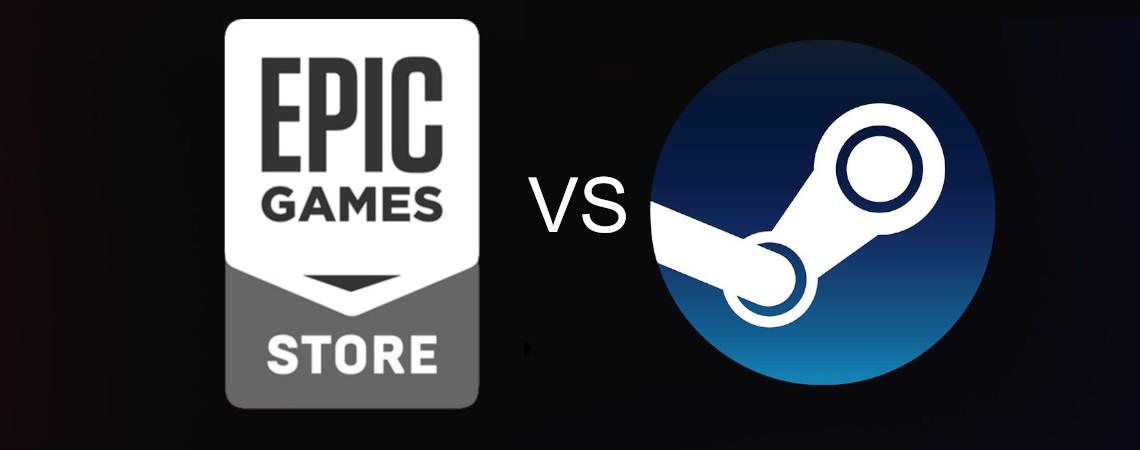 Steam stellt neuen Nutzer-Rekord auf, obwohl Epic alles dagegen setzt