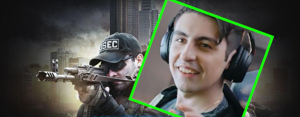 shroud erklärt, warum Escape from Tarkov ein Segen für Shooter-Spieler ist