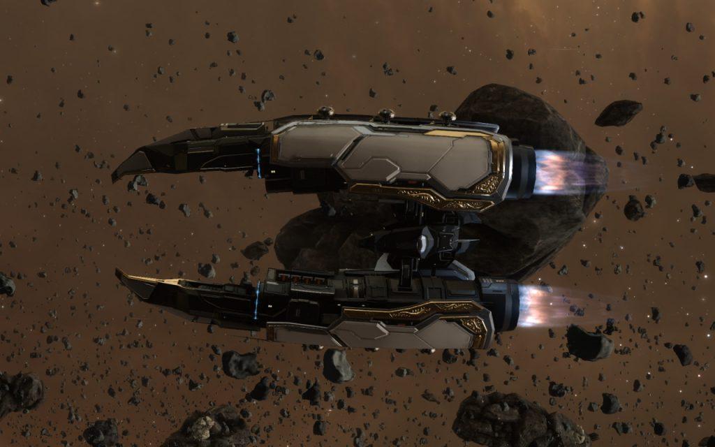 Eve Online Executioner Fregatte