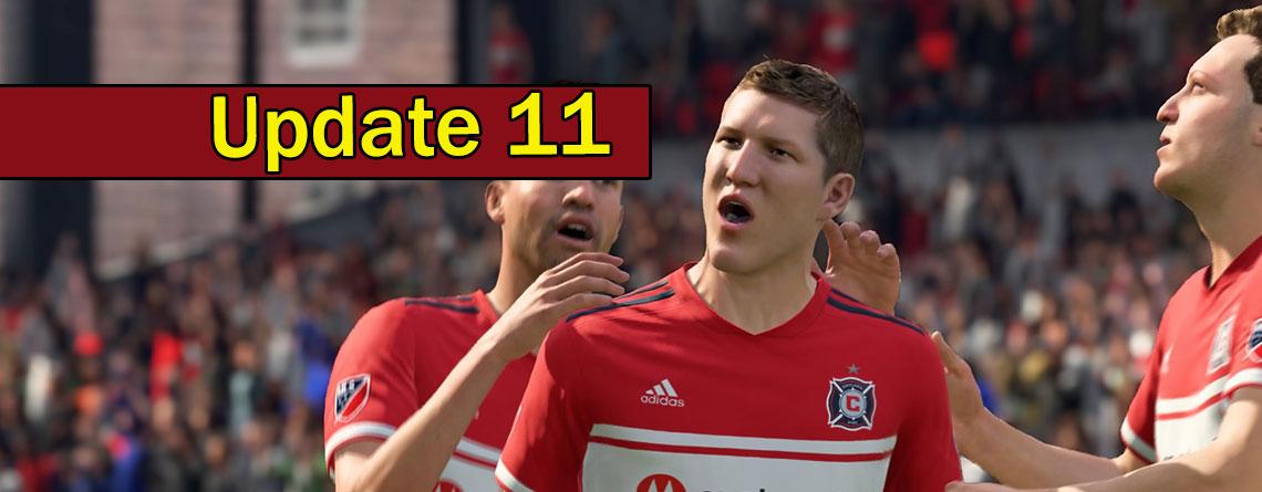 FIFA 20: Title Update 11 hat sehr kurze Patch Notes – das steckt drin