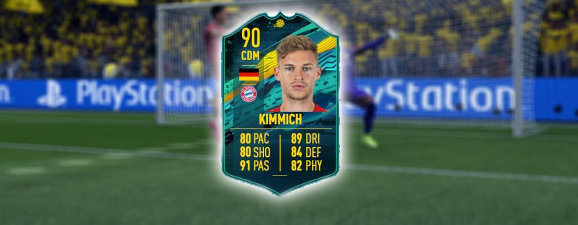 FIFA 20: Kimmich trumpft mit richtig starker Karte auf – so bekommt ihr sie