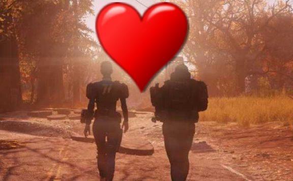 Fallout 76 Romanzen