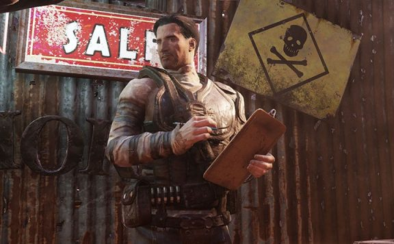 Fallout 76 Wastelanders Ruf Titel