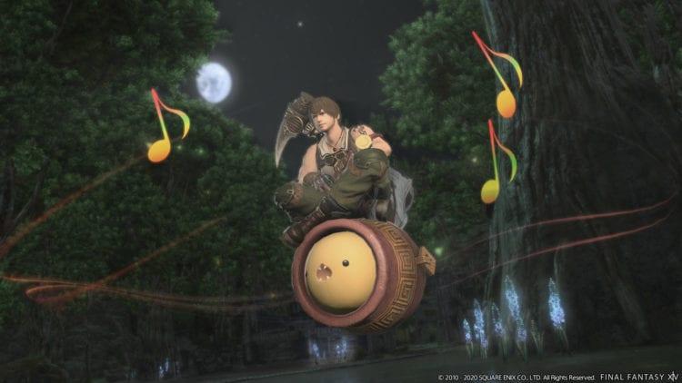 Final-Fantasy-14 urne der wasserschlange