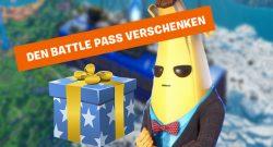 Fortnite: Battle Pass verschenken geht nicht – Das sagt Epic dazu