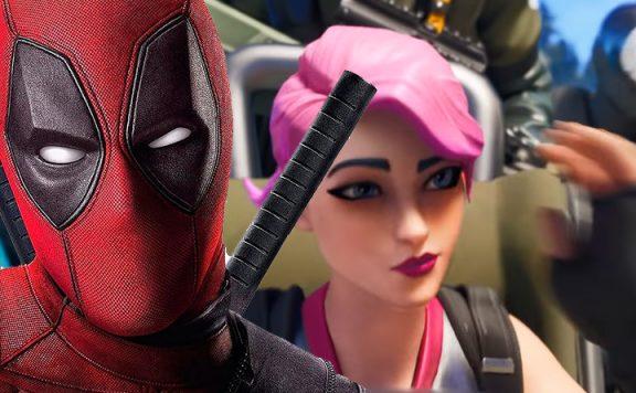 Fortnite Deadpool Titel Season 2 Battle Pass