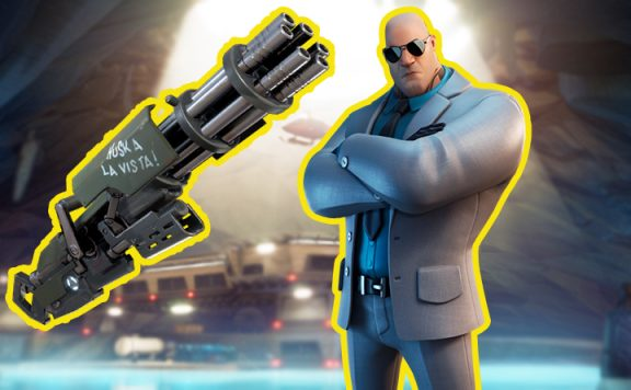 Fortnite: Die mythische Mini-Gun kann dir den Sieg bringen – So bekommst du sie