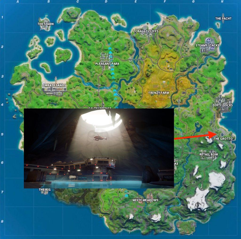 Fortnite-grotto-map