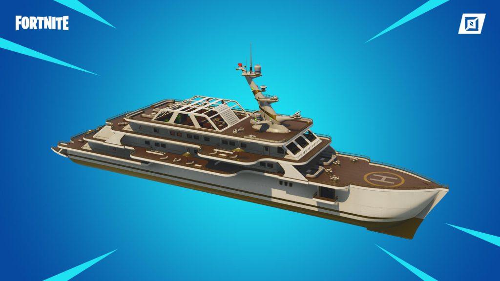 Fortnite-yacht-kreativmodus