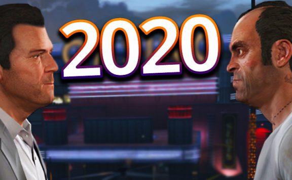 GTA Online 2020 Titel