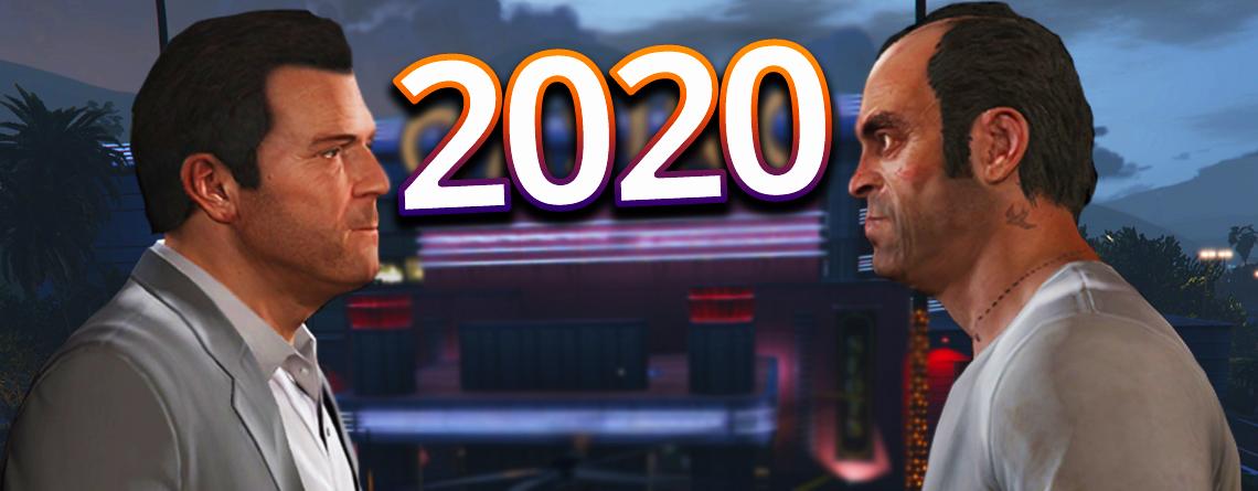 Für wen lohnt sich GTA 5 Online noch 2020?