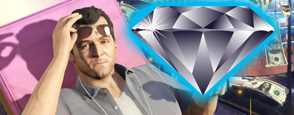 GTA Online lockt euch jetzt mit der wertvollsten Beute ins Casino