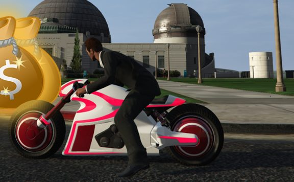 GTA Online Zeitrennen Observatorium Titel