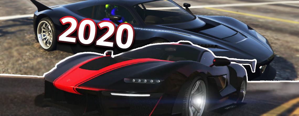 Das sind die schnellsten Autos in GTA Online – Stand 2020