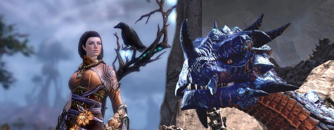 Wie gut spielen sich eigentlich MMORPGs über GeForce NOW, den neuen Streaming-Dienst?