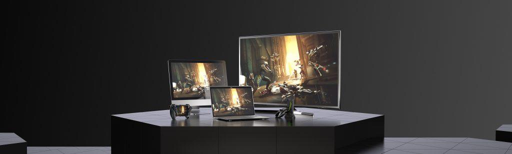 Geforce Now unterstützt PC, Android und Mac