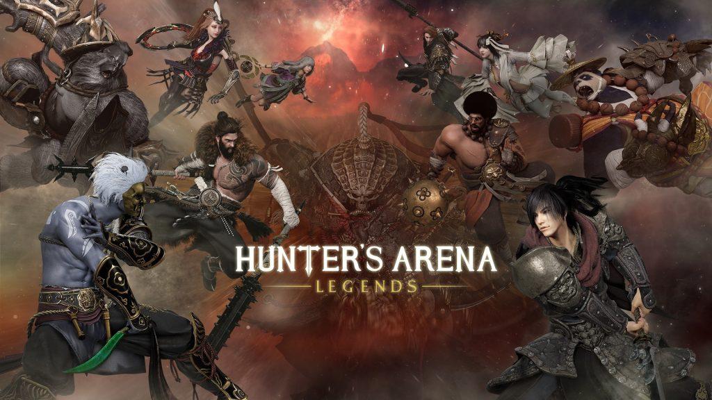 Hunter's-Arena-Legends-Titel