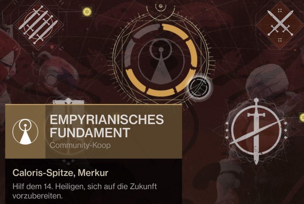 Leuchtturm Icon destiny 2