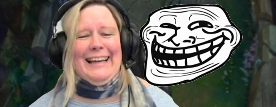 Twitch: Mutter zeigt perfekte Art, mit Aggro-Trollen in LoL umzugehen